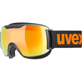 UVEX Downhill 2000 S CV Gogle, black mat/colorvision orange storm